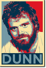 RYAN DUNN PHOTO PRINT POSTER (OBAMA HOPE) JACKASS
