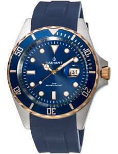 Radiant Reloj Hombre Analogico Cuarzo RA410603 Dia
