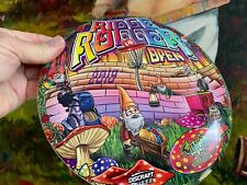 Discraft  Buzz Ridge Roller 177+ New Disc Golf PDGA  Color Stamp Gnomes Mushroom