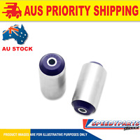 Speedy Parts Rear Trailing Arm Lower-Rear Bush Kit Fits Holden HSV SPF0017K f...