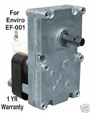 ENVIRO FIRE  -EF-001 Pellet Stove AUGER FEED MOTOR  [XP7000]     1 RPM CW -