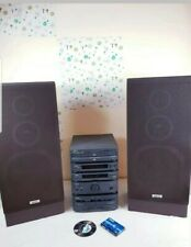 AKAI HiFi system: amplifier and tape deck 3 CD CHARGER  AX-650,TP650,CD650