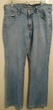 Old Navy The Sweetheart Womens Denim Blue Jeans Size 12 Long Light Wash