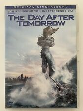 DVD - The Day After Tomorrow - Original Kinofassumg! Hollywood Blockbuster! Gut!