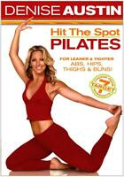 Denise Austin: Hit The Spot Pilates -Brand New Fast Ship! (VG-A16815DV / VG-147)