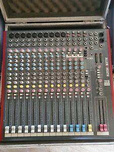 Allen And Heath 16 Channel Mixer Zed 16 FX
