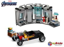 LEGO® Avengers Set 76167 Iron Mans Arsenal - OHNE FIGUREN - MARVEL -