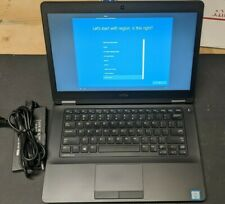 Dell Latitude E5470, i5-6200U 2.30 GHz, 240 SSD, 8GB RAM, Windows 10 Pro