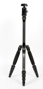 Sirui AM-25K-US Carbon Fiber Tripod with Ball Head with quick plate