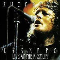 Uykkepo - Live at the Kremlin [DOPPEL-CD] von Zucchero | CD | Zustand gut