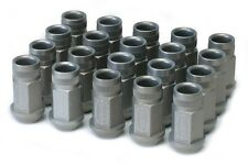SKUNK2 Forged Lug Nuts 12x1.5 Hard 20pcs Accord/Civic/Del Sol/Integra/RSX/S2000