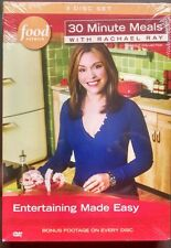 Entertaining Made Easy: Rachael Ray 30 Minute Meals Vol. 4  (3DVD's)