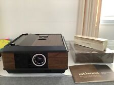 Vintage Nikkormat Automatic Slide Projector  Model GC-1 - Never Used!
