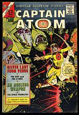 STRANGE SUSPENSE STORIES 77 Captain Atom 1965 Steve Ditko Charlton Mid-Grade