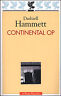 CONTINENTAL OP di DASHIELL HAMMETT - Guanda Editore ESAURITO OTTIMO
