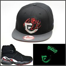 New Era Vancouver Grizzlies Snapback Hat Cap For Jordan Retro 8 VIII Playoff