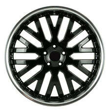 """20"""" MACHINED LIP STYLE WHEELS 5X120 +40MM RIMS FIT LAND ROVER LR3 RANGE ROVER"""