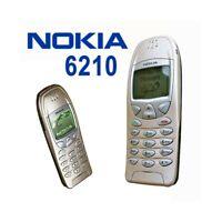 TELEFONO CELLULARE NOKIA 6210 GOLD ORO GSM 2G 2000 GARANZIA ITALIA USATO-