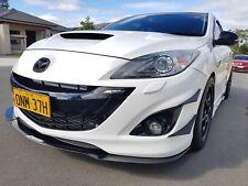 Mazda 3 BL Front Splitter Lip MPS 09+