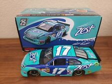 2012 #17 Matt Kenseth Zest 1/24 Action NASCAR Diecast Autographed