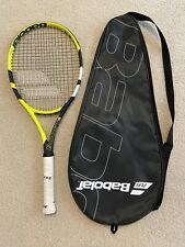 "Babolat Boost Aero Tennis Racquet - 4 1/8"" (#1) - cover included"
