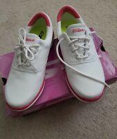 NEW Womens White/Pink Skechers Go Golf Elite Shoes 14859 Size 7 Performance Gen5