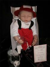 "ADORABLE 18""  Future FIRE Fighter By JULIE Molloy 4 Paradise Galleries REBORN?"