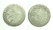 pcc1586_23) POLONIA - Sigismondo III (1587-1632) 1/4 di tallero 1623
