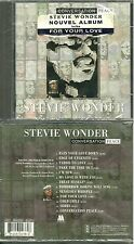 CD - STEVIE WONDER : CONVERSATION PEACE ( NEUF EMBALLE - NEW & SEALED )