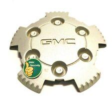 ✅ 1) 04-08 GMC Canyon 5183 Center Hub Cap 5 Spoke Alloy Rim Silver 9593989 339