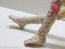 Custom High tights Mini Super Dollfie MSD, Unoa - MS131, Flower Lace