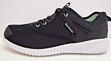 Reebok Size 7 Black Walking Sneakers New Womens Shoes