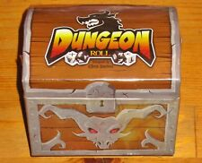 DUNGEON ROLL - A Fantasy Dice Rolling Press-Your-Luck Game by TMG NEW/FREE SHIP!