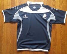 Rugby Nations Shirt Men's Size S Scotland Short Sleeves
