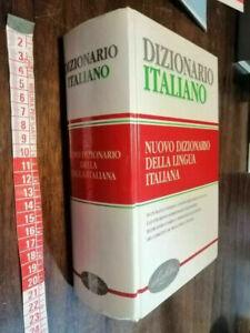 LIBRO -NUOVO DIZIONARIO DELLA LINGUA ITALIANA - EDIZIONE AGGIORNATA - IDEALIBRI