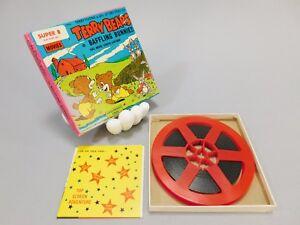 Terry Bears Baffling Bunnies Super 8 Terrytoons 8mm Cartoon Reel Ken Films 258