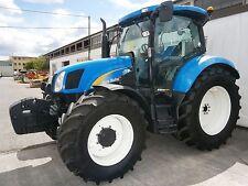 New Holland T6020 - T6060 Elite Tractors - Operators / Maintanance