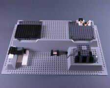 LEGO® 3D Bauplatte 51542 Grundplatte Platte grau Ritter Burg Pirat Polizei