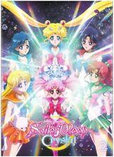 Sailor Moon Crystal Set 2 [New DVD] 2 Pack