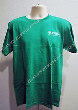 """IN STOCK"" AUTHENTIC TEIN ORIGINAL GOODS T-SHIRT GREEN - SIZE X-LARGE"