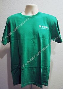 """""""IN STOCK"""" AUTHENTIC TEIN ORIGINAL GOODS T-SHIRT GREEN - SIZE X-LARGE"""