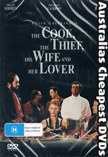 The Cook, the Thief, His Wife And Her Lover DVD NEW, FREE POST IN AUST REG ALL
