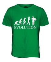 Accordéon Joueur Évolution de L'Homme T-Shirt Hommes T-Shirt Cadeau Musicien