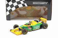 Michael Schumacher Benetton B193B #5 2nd Kanada GP F1 1993 1:18 Minichamps