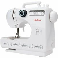 Portable Sewing Machine Compact 4 Step Button Holes and 12 Stitches New Item