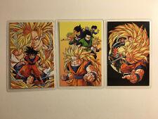 Dragon Ball Z Rami Card Amada Part 95 0795G Set 3/3