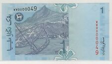 RM1 ZETI WW0000049 LOW NUMBER GEM UNC