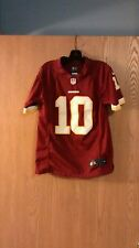 Washington Redskins Robert Griffin #10 Nike On Field Sewn Jersey Youth M 10-12