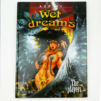Azpiri WET DREAMS II Sword & Sorcery graphic novel HEAVY METAL MAG comic book