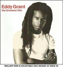 Eddy Grant Very Best Greatest Hits Collection RARE 2001 CD Reggae Pop 80's 90's